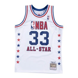MITCHELL & NESS ALL STAR EAST LARRY BIRD NBA SWINGMAN JERSEY