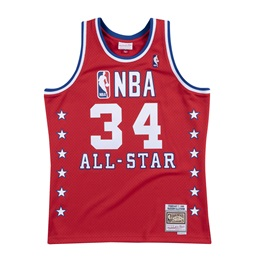 MITCHELL & NESS ALL STAR WEST HAKEEM OLAJUWON NBA SWINGMAN JERSEY