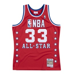 MITCHELL & NESS ALL STAR WEST KAREEM ABDUL-JABBAR NBA SWINGMAN JERSEY