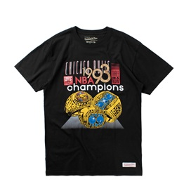 MITCHELL & NESS LAST DANCE CHICAGO BULLS `93 CHAMPS TEE
