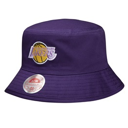 MITCHELL & NESS LOS ANGELES LAKERS NEO CYCLE REVERSIBLE BUCKET HWC