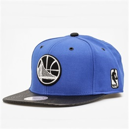 Mitchell & Ness Speedway Snapback Golden State Warriors