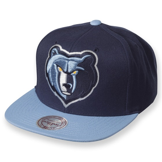 Mitchell & Ness XL Logo Two Tone Snapback MEMGRI