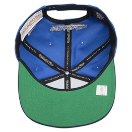 Mitchell & Ness XL Logo Two Tone Snapback OAKCIT