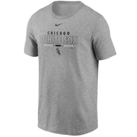 NIKE CHICAGO WHITE SOX COLOR BAR T-SHIRT