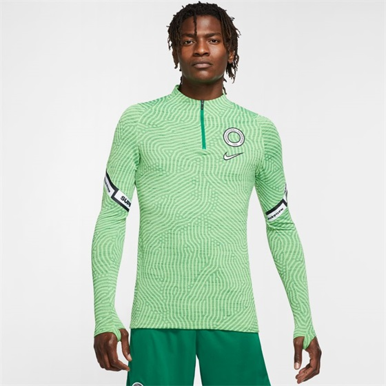 NIKE NIGERIA STRIKE LONG SLEEVE SOCCER SHIRT