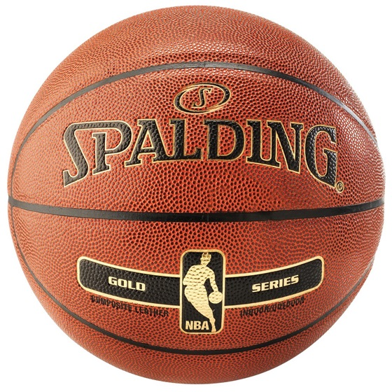 "SPALDING NBA GOLD IN/OUT 2017 ""7"""
